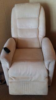 Relax-Sessel mit Aufstehhilfe