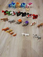 Playmobil FEENPFERDE Circus Elefanten Wolfsritter