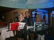 Italienische Duo Geburtstag Hochzeit Piano