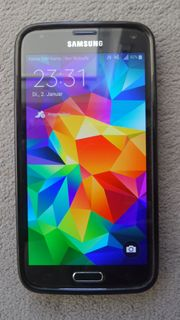 Samsung Galaxy S5 - nur Ein