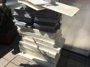 Styropor Isoliermaterial zu verschenken