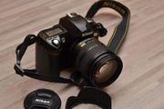 Nikon D70 mit 18-70 Objektiv
