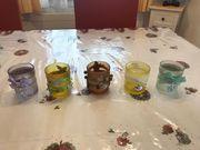 Wunderschöne Teelichter pro Stück 0