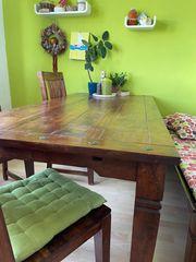 Esszimmerkombi Cuba Akazienholz