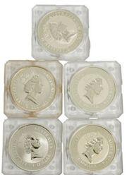 Kookaburra Silbermünzen Sammler Wertanlage