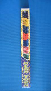 Buchstaben- Zahlenturm aus Holz