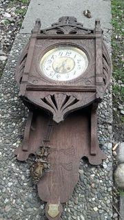 Alte wand Uhr von 1810