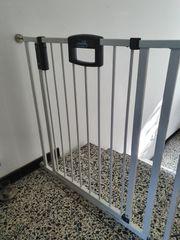 Geuther Treppenschutzgitter Easylock 80 5-88