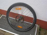 Vorderrad für Mountain Bike