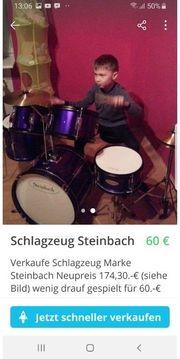Schlagzeug Steinbach