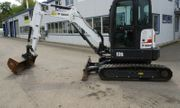 Bobcat E35 MS03 HL TL