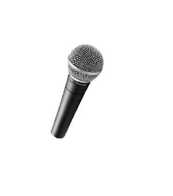 Verleih Shure SM 58 Kabelmikrofon