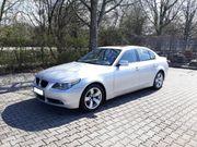 BMW 525d Automatik Leder Top