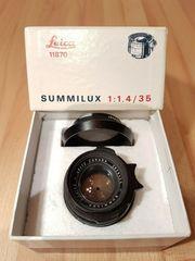 Leica Leitz Canada Summilux 11