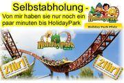 HOLIDAY PARK HASSLOCH Gutschein Coupon