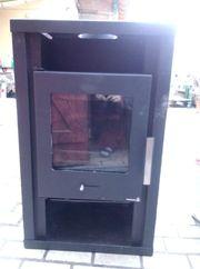 Gebrauchter Holz-Kohle Ofen