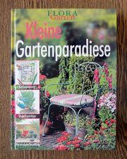 Gartenbuch Kleine Gartenparadiese