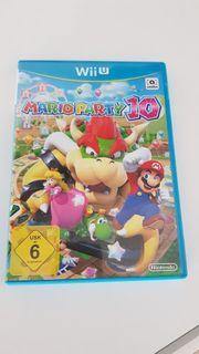 Nintendo Wii U Spiele - Mario