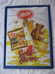 Blechschild Haribo Goldbären 30 x