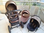 Hauck Kinderwagen King Air plus