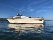 Motorboot Draco 2000 mit Bodenseezulassung