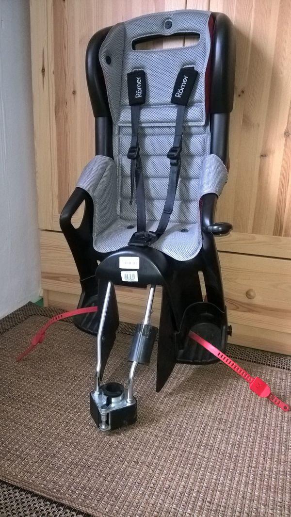 Römer Fahrrad-Kindersitz Jockey Comfort 9-22