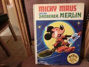 Micky Maus u der Zauberer