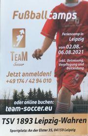 Fußball Camp vom 02 08