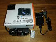 Verkaufe oder tausche Sony DSC-HX60V