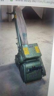 Parkettschleifmschine Hummel
