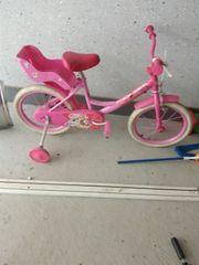 Winx Club Kinderfahrrad mit Stützrädern