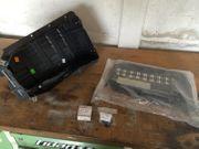 Innenraum Batterie Box Audi Q7