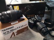 Nikon D5100 mit 18-55 VR