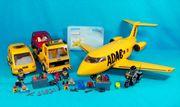 Playmobil ADAC 5011 - Rettungsflieger Abschlepper