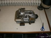 Original SINGER Overlockmaschine Modell 460