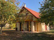 Ungarn Hübsches Haus auf der