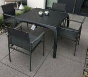 Dedon Gloster Sitzgruppe Tischgruppe Gartenmöbel