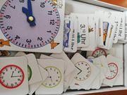 Uhren Spiel von Noris