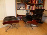 Vitra Original Eames Lounge Chair