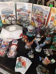 XXL Nintendo Wii Spiele Set