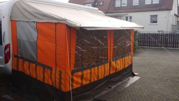 Wohnwagen-Ganzjahres-Vorzelt