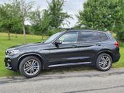 BMW X3 xDrive30d - Modell M