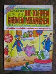 Die kleinen grünen Männchen - Comic -