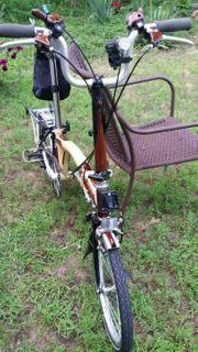 Brompton 6 speed custom