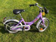Sehr schönes Puky Mädchen Fahrrad