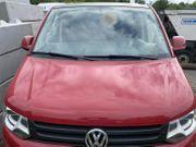 Schlossträger mit Kühlerpaket VW T5