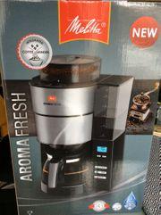 Melitta aromafresh Kaffemaschine Neu