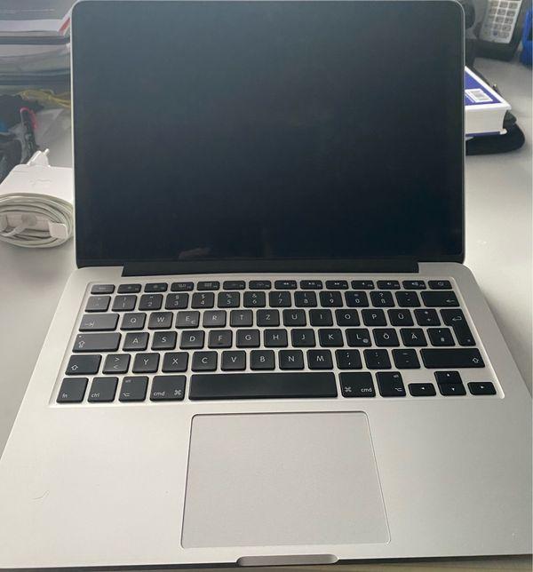 MacBook Pro 13Zoll 2015