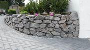 Basalt Natursteine Bruchsteine Natursteinmauer Trockenmauer