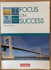 Fachbuch Englisch FOCUS ON SUCCESS